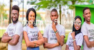 Teach for Nigeria Fellowship Program