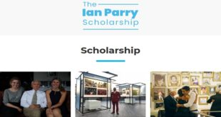 The Ian Parry Scholarship in Photojournalism