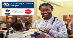 US Embassy EducationUSA Opportunity Funds Program 2021/2022 for Study in USA