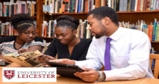 University of Leicester ERC-funded PhD Studentship Scholarship (Fully Funded)