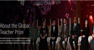 Varkey Foundation Global Teacher Prize