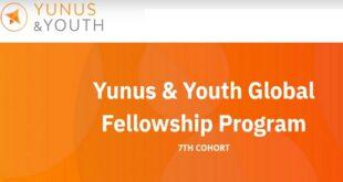 Yunus & Youth Global Fellowship Program