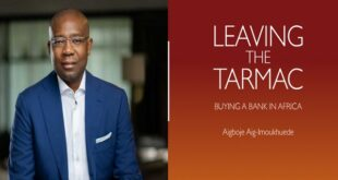 Aig-Imoukhuede Leaving the Tarmac Internship and Mentoring Programme