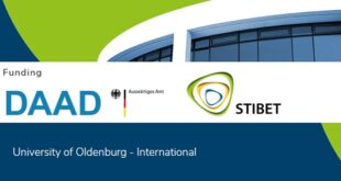 DAAD/STIBET Scholarships for International Students, 2021/2022