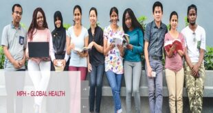 Master of Public Health in Global Health Program 2021 in Thailand