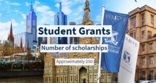 250 Need-Based Scholarships in Australia 2021/2022 [at Melbourne]