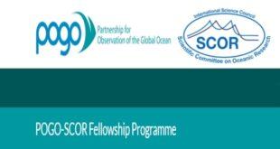 POGO-SCOR Fellowship Programme