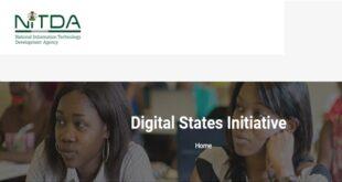 NITDA Digital States Initiative