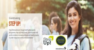 Step Up Young Health Global Grants Programme