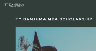 TY Danjuma MBA Scholarship 2021
